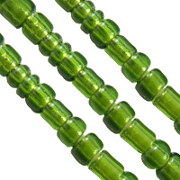 Silver Lined Glass Seed Beads