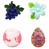 Resin Cabochon
