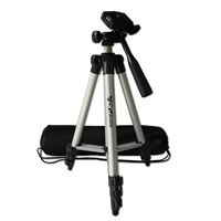 Fashion Camera Tripod, Aluminum, stoving varnish, 1020mm, Sold By PC