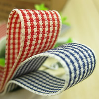 Linen Cotton Ribbon, more colors for choice, 16mm, Sold By m