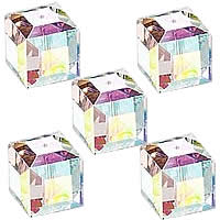 CRYSTALLIZED™ Elements #5601 Crystal Cube Beads