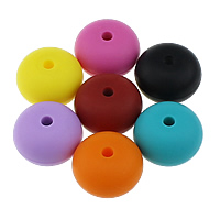 Silicone Jewelry Beads