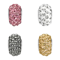 CRYSTALLIZED™ Elements #80501 BeCharmed Pavé Bead