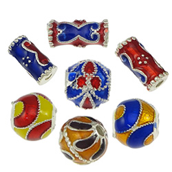 Cloisonne Jewelry Beads
