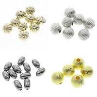 Plated CCB Plastic Beads