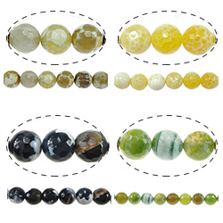 Agate Beads Jewelry