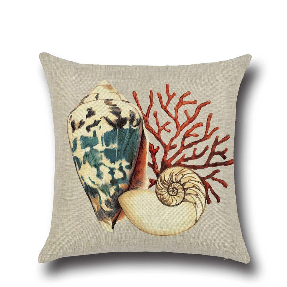 pillow case cotton fabric square
